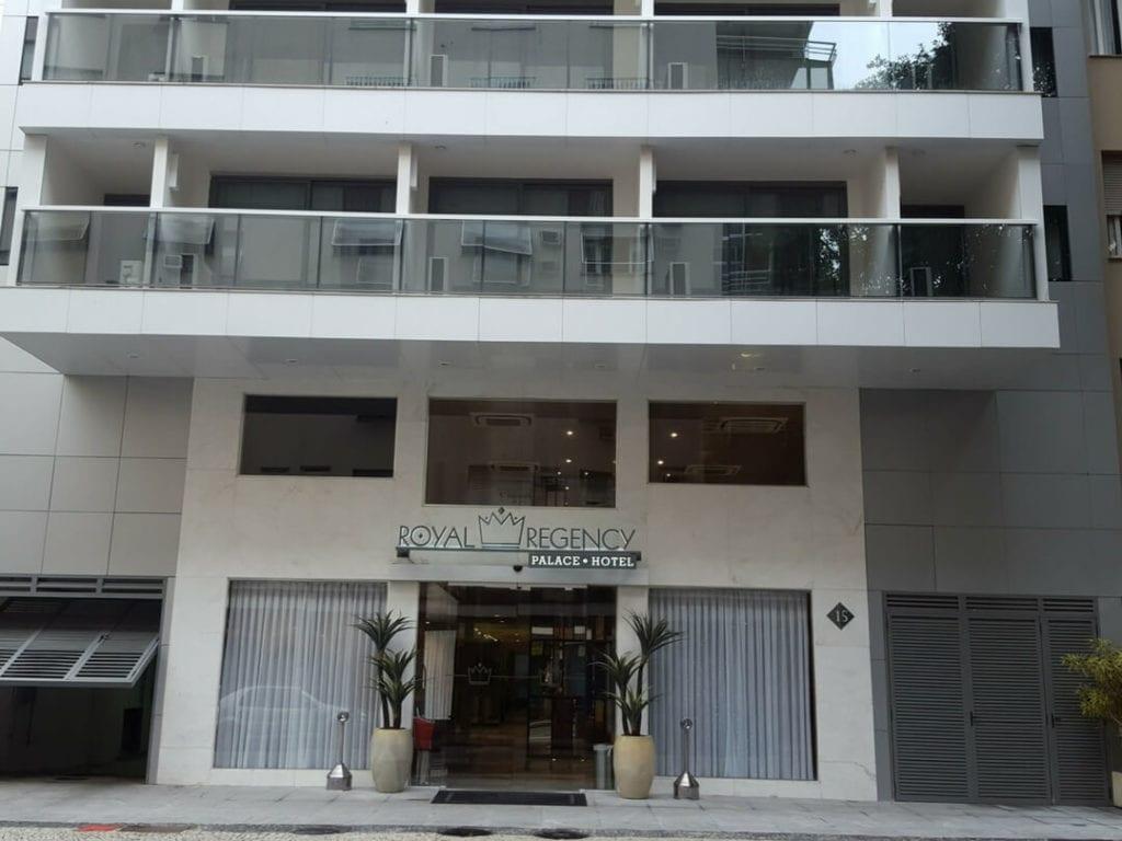 A photo of a Rio de Janeiro Hotel