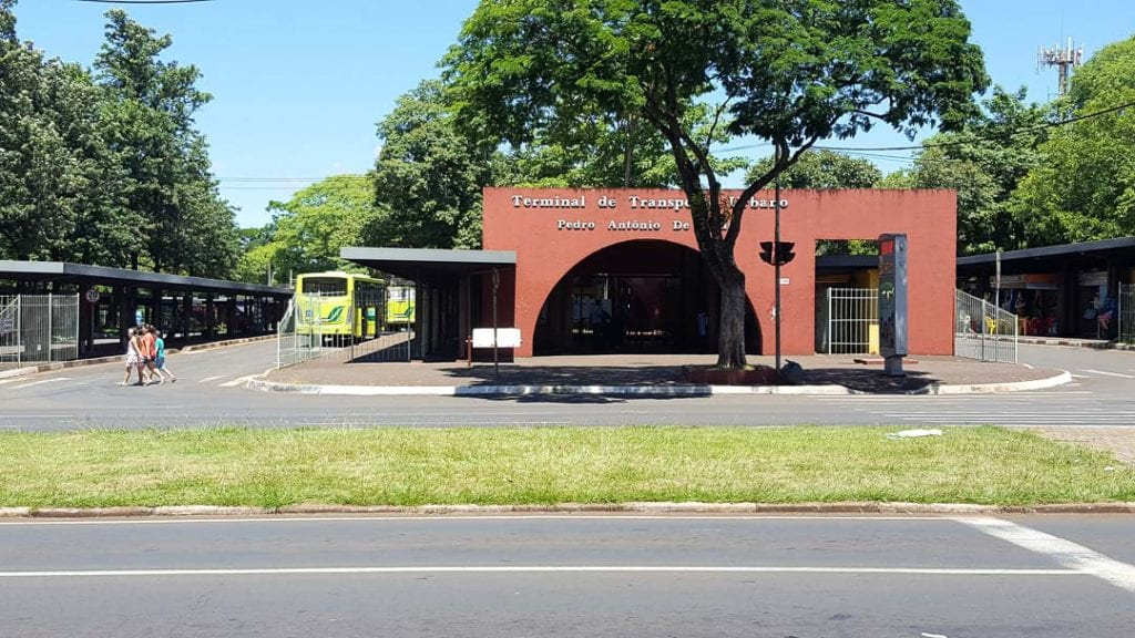 Terminal de Omnibus de Ciduad de Este