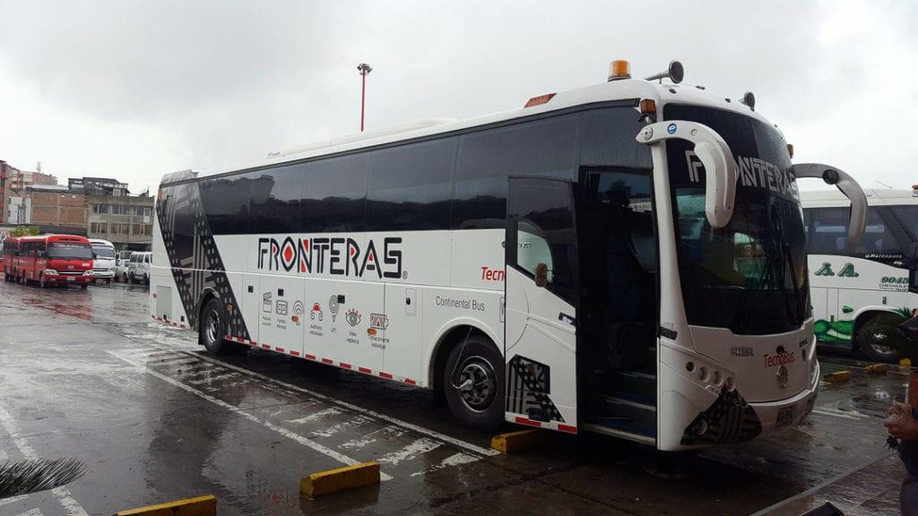 Quito Ipiales Bus, Fronteras Bus, Colombia Ecuador Bus, How to get from Quito to Ipiales Colombia, Colombia Ecuador border bus