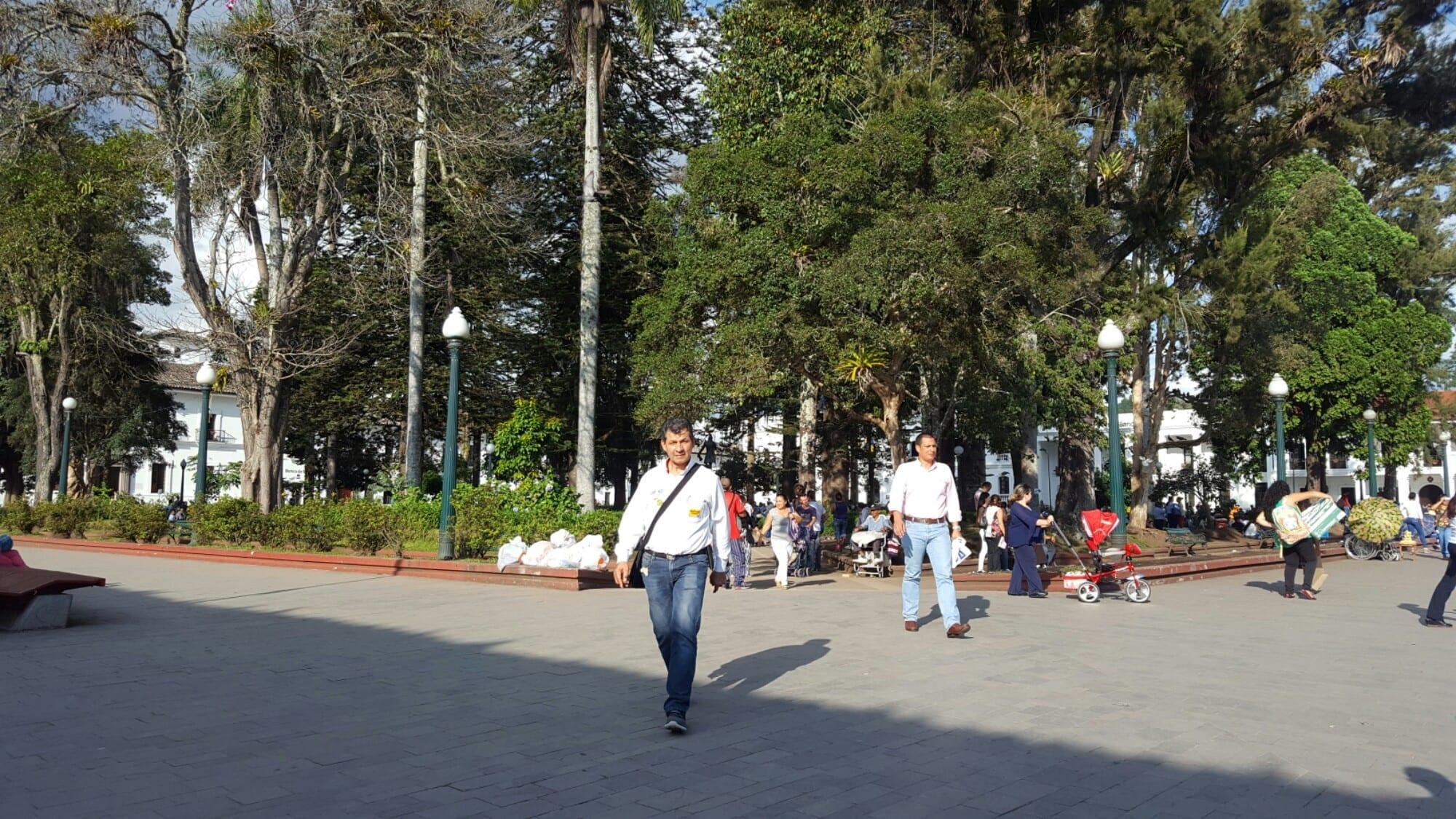 Parque Caldas