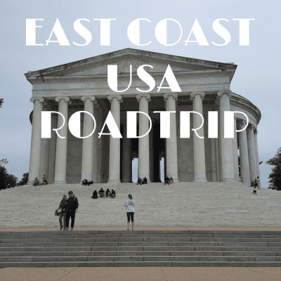 New York Road Trip – Niagara Falls, Shenandoah National Park & Washington, DC