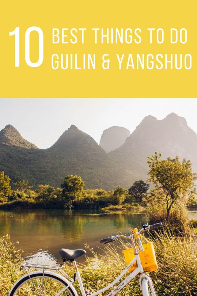 Things to do in Guilin & Yangshuo, things to do in guilin, things to do in Yangshuo, Yanshuo activities, Guilin activities, best guilin things to do