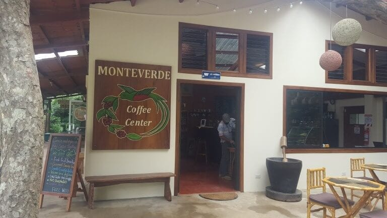 Monterverde-coffee-shop