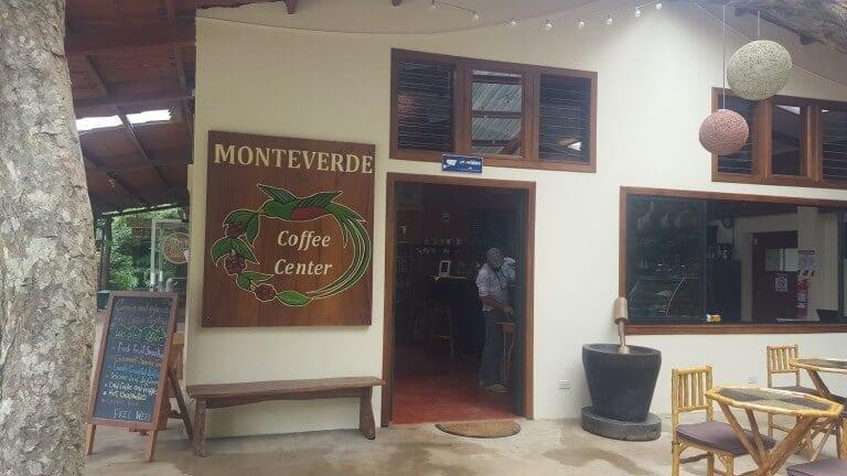 Monterverde-coffee-shop