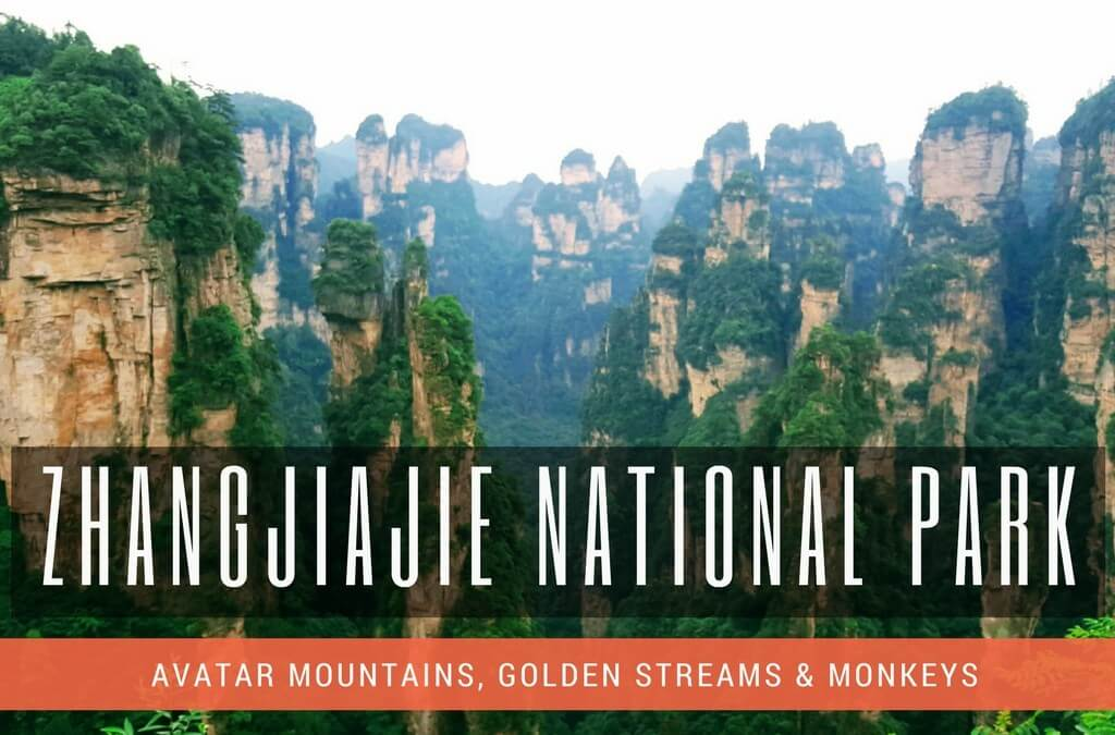 Zhangjiajie-National-Forest-Park