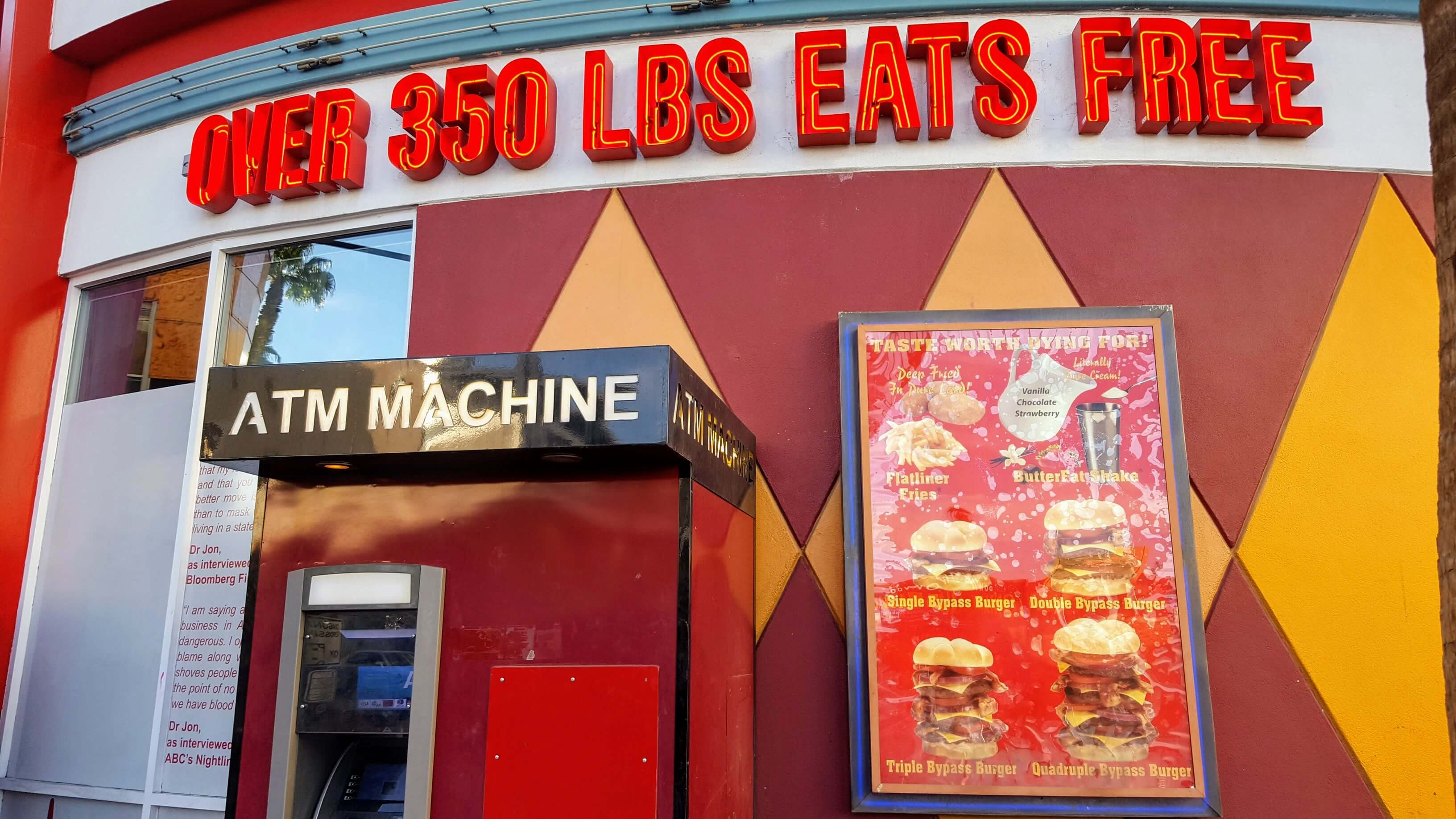 An image showing where to eat cheap in Las Vegas