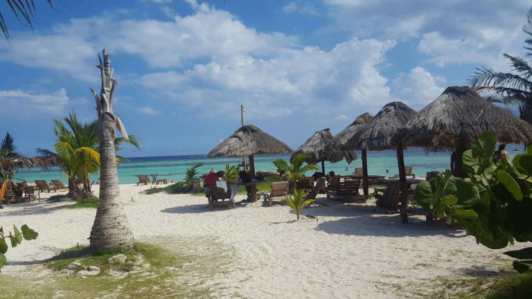 ncl+getaway+western+caribbean+costa+maya+beach