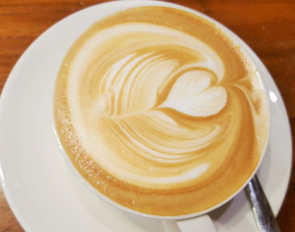 An image of the best coffee Pai at Espresso Bar