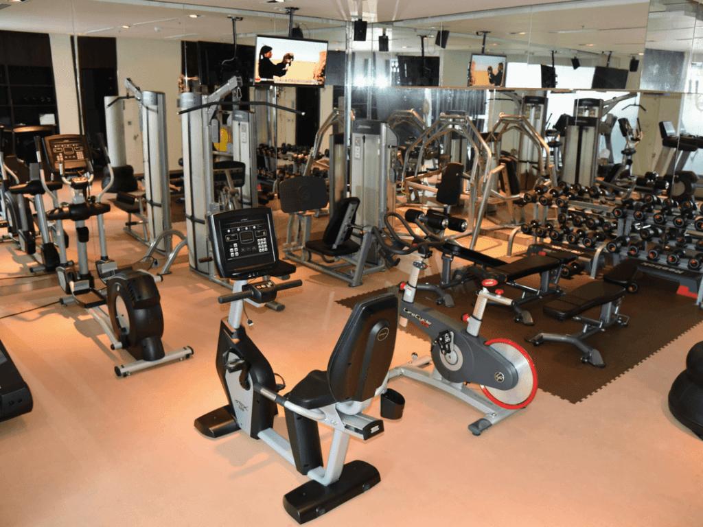 An-image-showing-an-amazing-hotel-gym-PHUKET