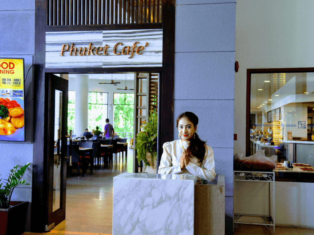 An-image-showing-the-Phuket-Cafe-at-Deevana-Plaza