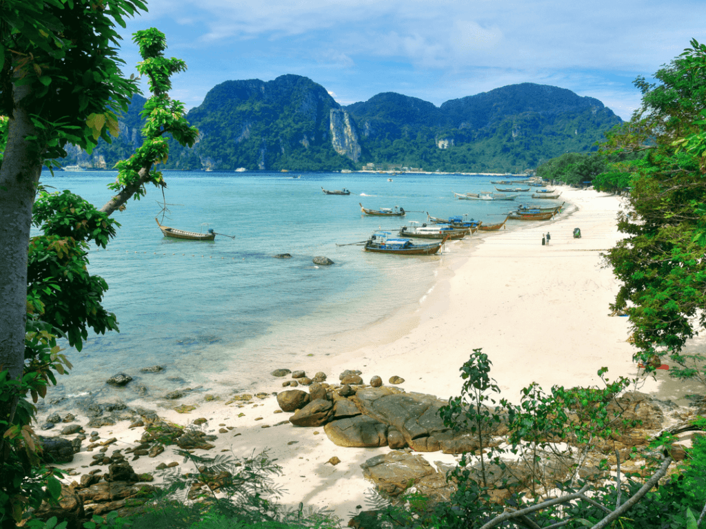 An-image-of-Phi-Phi-Island-an-attraction-you-can-see-from-Phuket