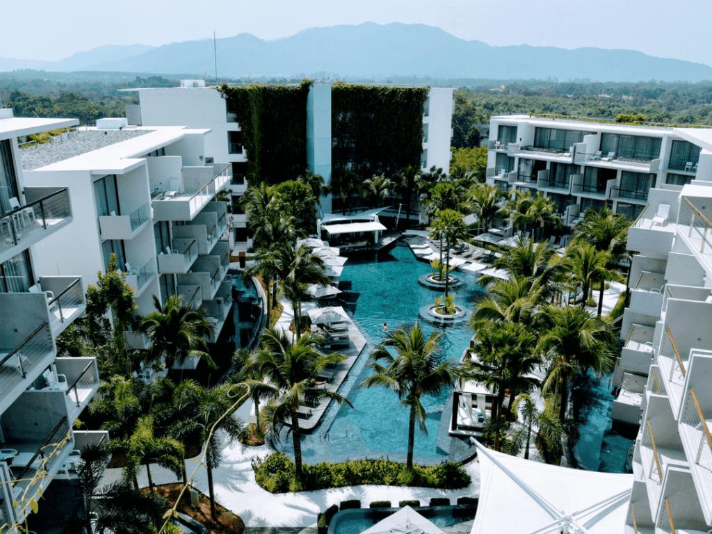 5 Star Hotel Phuket – Dream Phuket Hotel & Spa Review