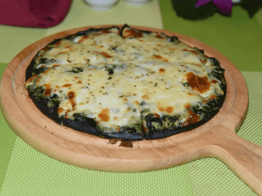 An-image-showing-charcoal-pizza