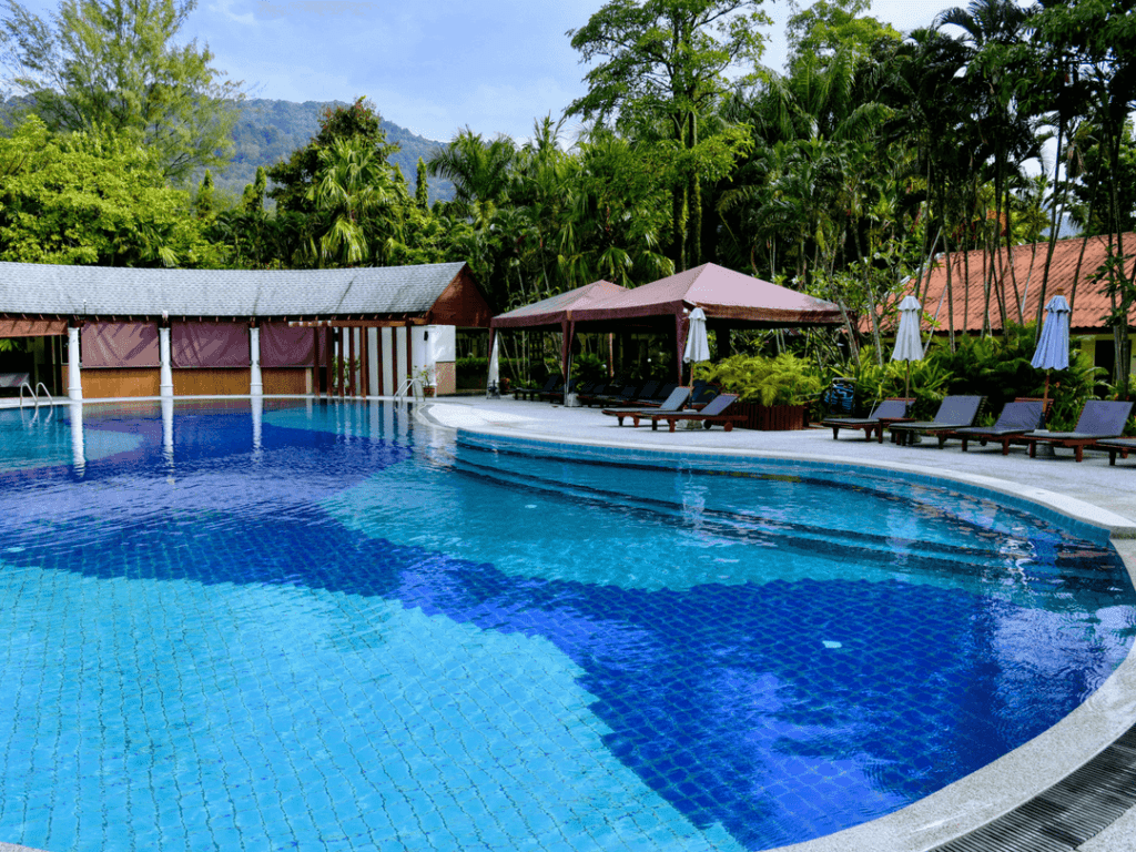 An-image-showing-pool-in-Deevana-Resort-and-Spa