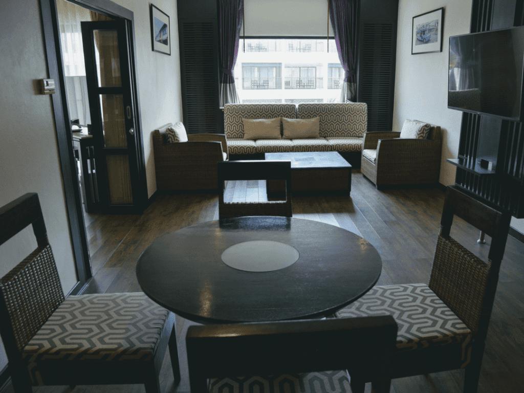 Deevana Plaza suite