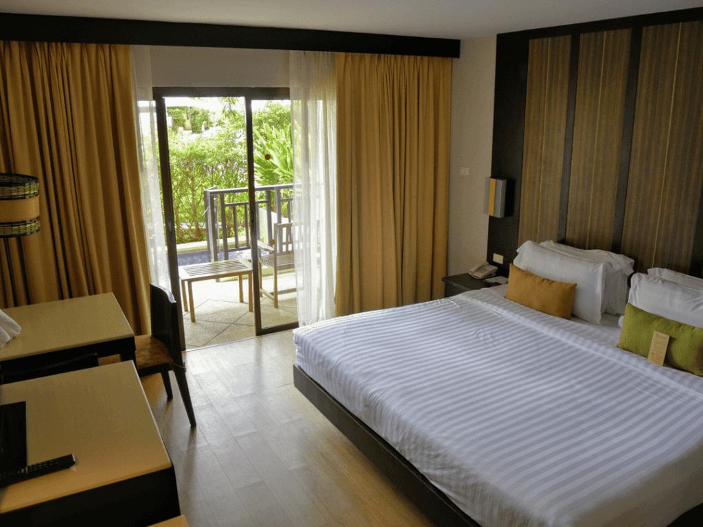 Deevana Resort & Spa Pool Room