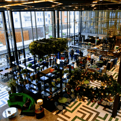 Best 5 Star Hotel in Copenhagen – Review: Skt. Petri