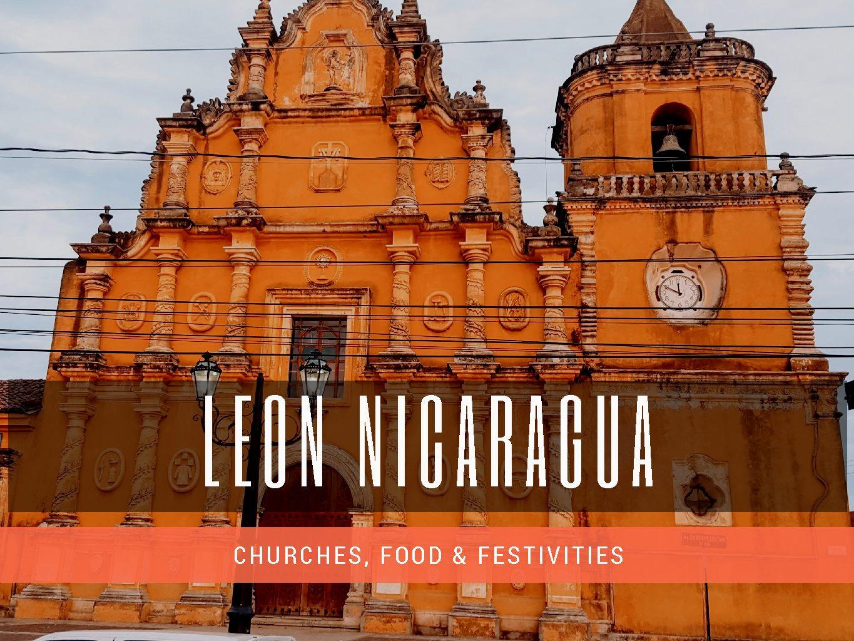 Leon Nicaragua Travel Guide
