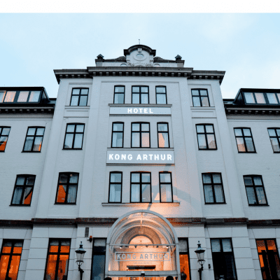 Kong Arthur Copenhagen | Hotel & Spa Review
