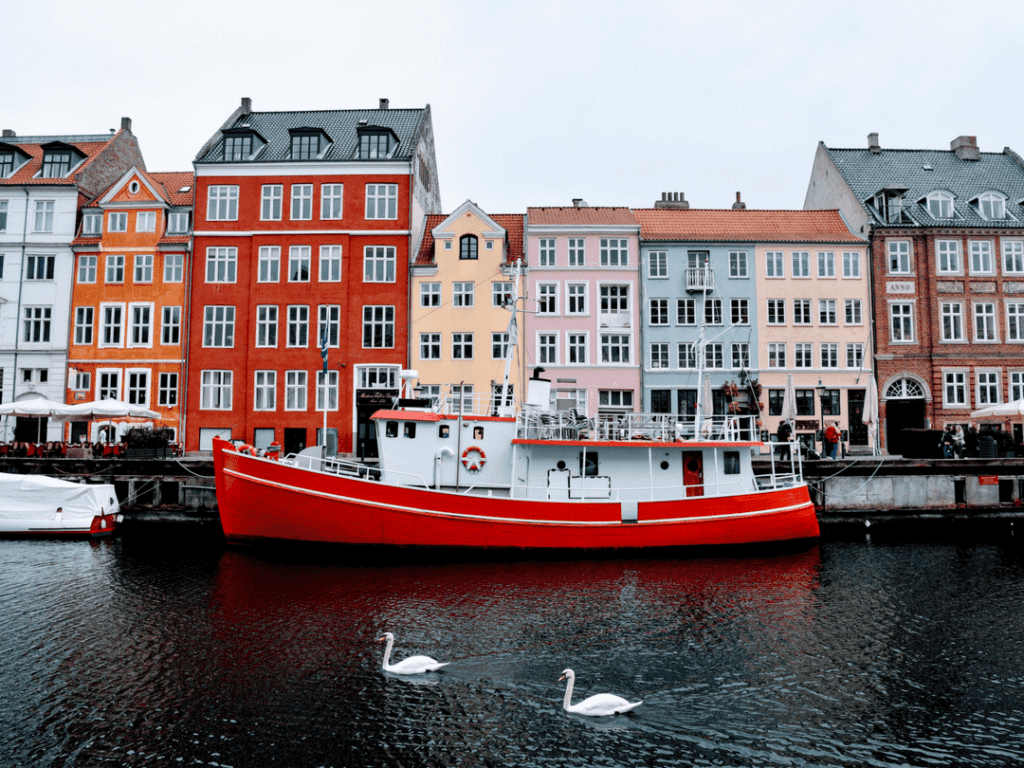 An-image-showing-best-places-to -see-in-Copenhagen