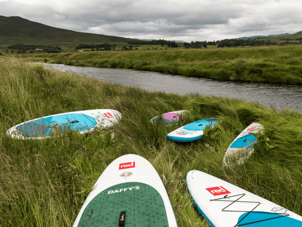 An-image-showing-paddle-boarding-Scotland