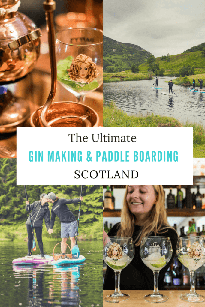 The-Ultimate-Gin-Making-Paddle-Boarding-Scotland