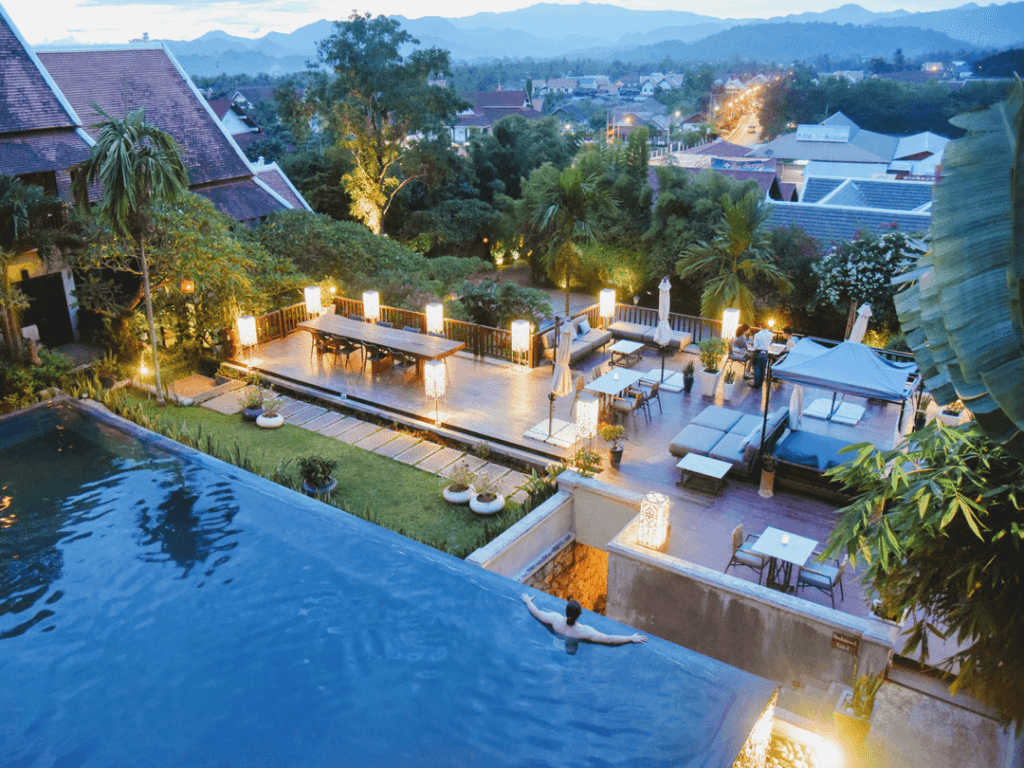 best place to stay in luang prabang