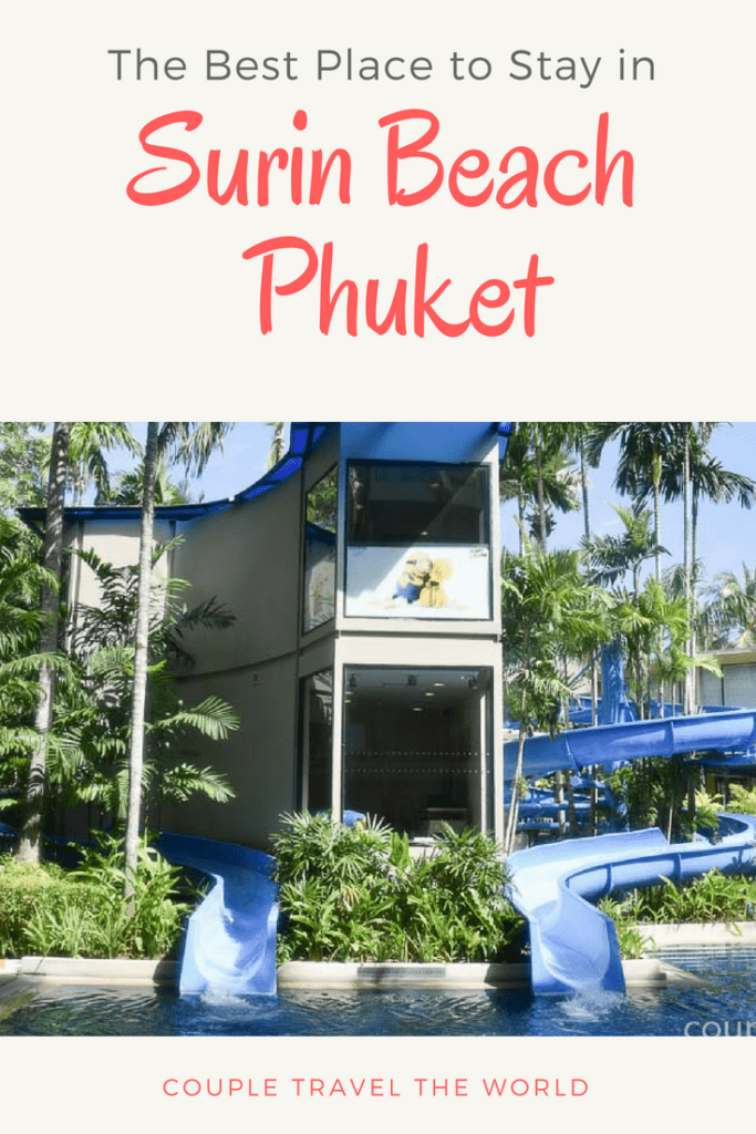 Best place to stay in Surin Beach Novote