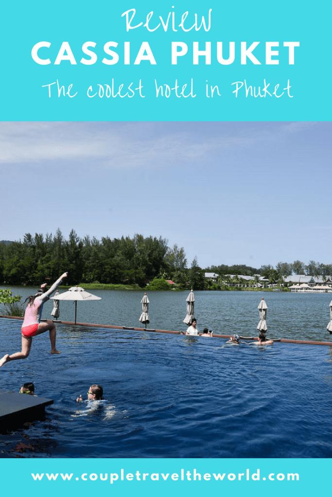Cassia Phuket - The coolest hotel in Phuket