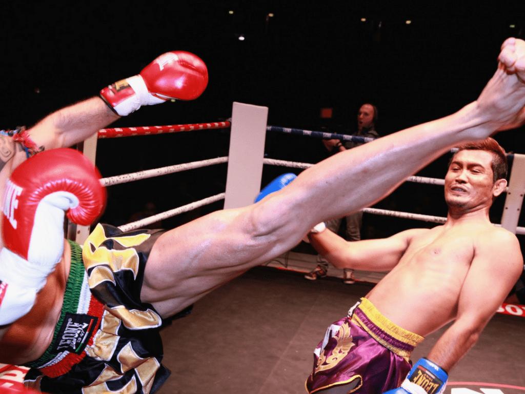 Muay Thai Boxing Phuket