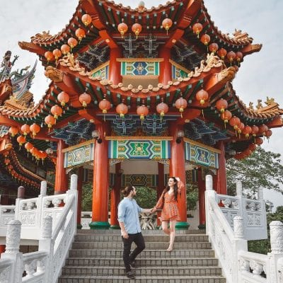 Thean Hou Temple    Kuala Lumpur's Most Instagrammable Temple
