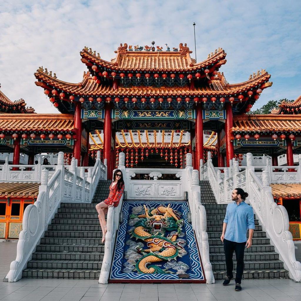 Thean-Hou-Temple-Malaysia; Thean-Hou-Temple-Instagram; Thean-Hou-Temple-Kuala-Lumpur