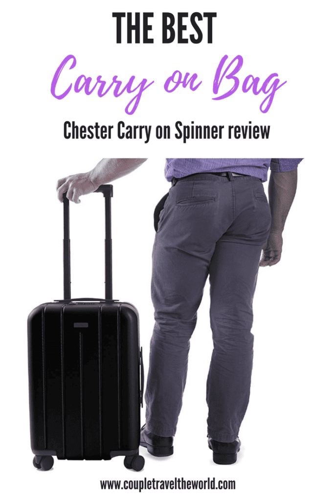 Travel Bag Review - Chester