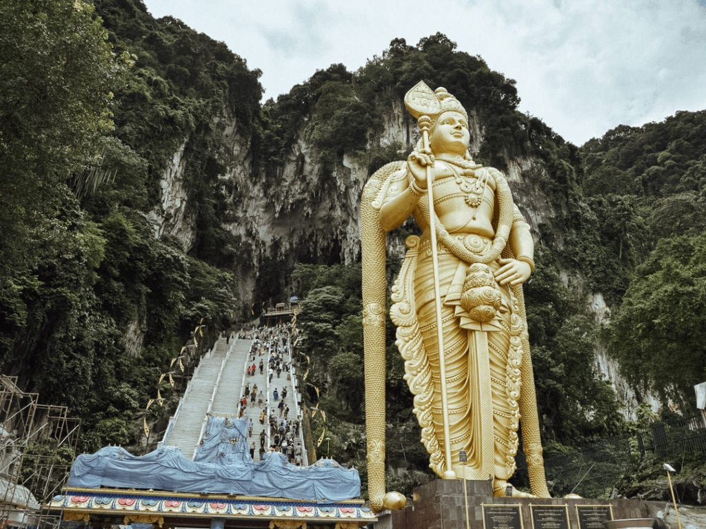Batu Caves – Kuala Lumpur's Most Visited Attraction