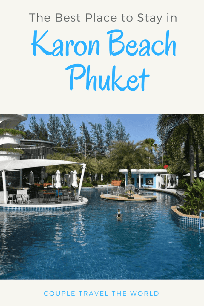 best place to stay karon beach