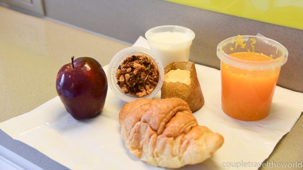 cassia breakfast contents