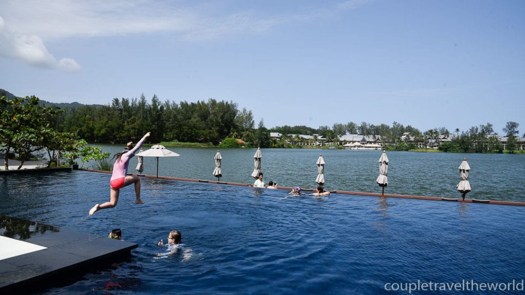 cassia phuket main pool