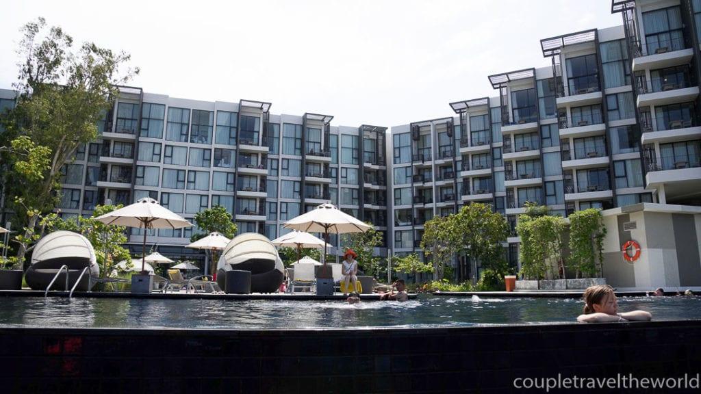 cassia phuket pool area
