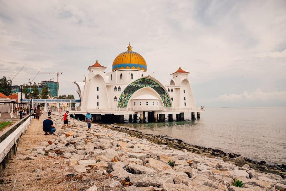 Floating Mosque Melaka