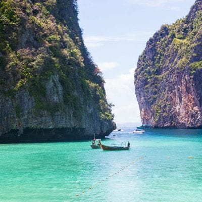 Is Maya Bay really the best beach in Phi Phi Island?