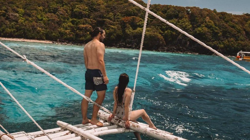 Turtle+spotting+Apo+Island+Boat+Tour