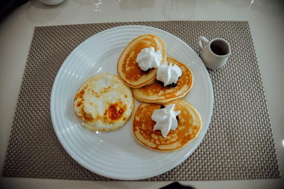 Best breakfast El Nido