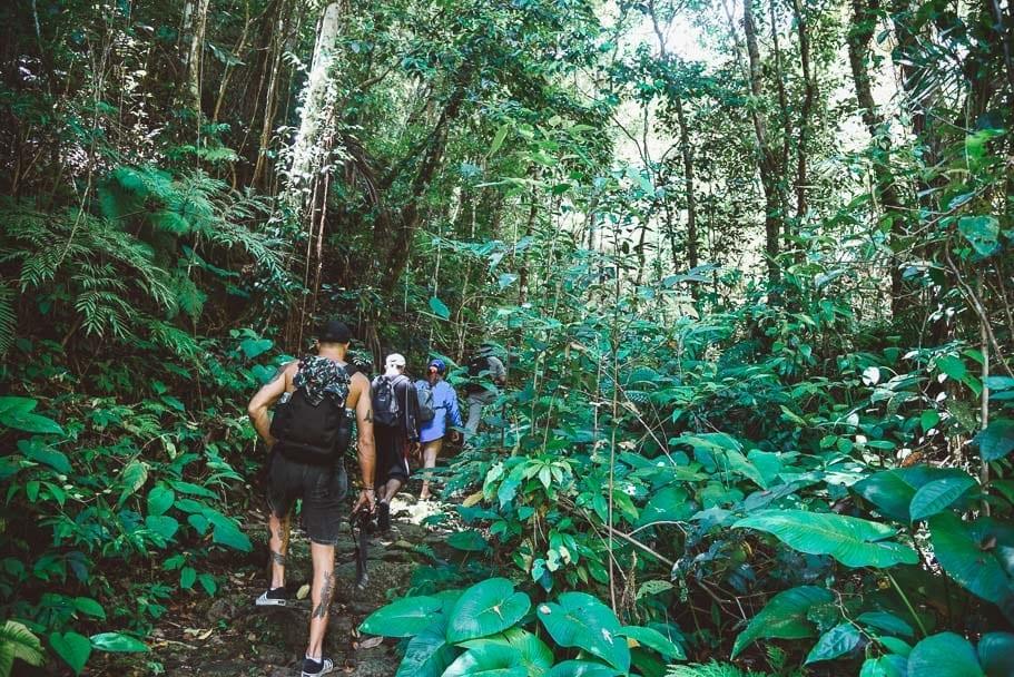 Twin Lakes Hiking