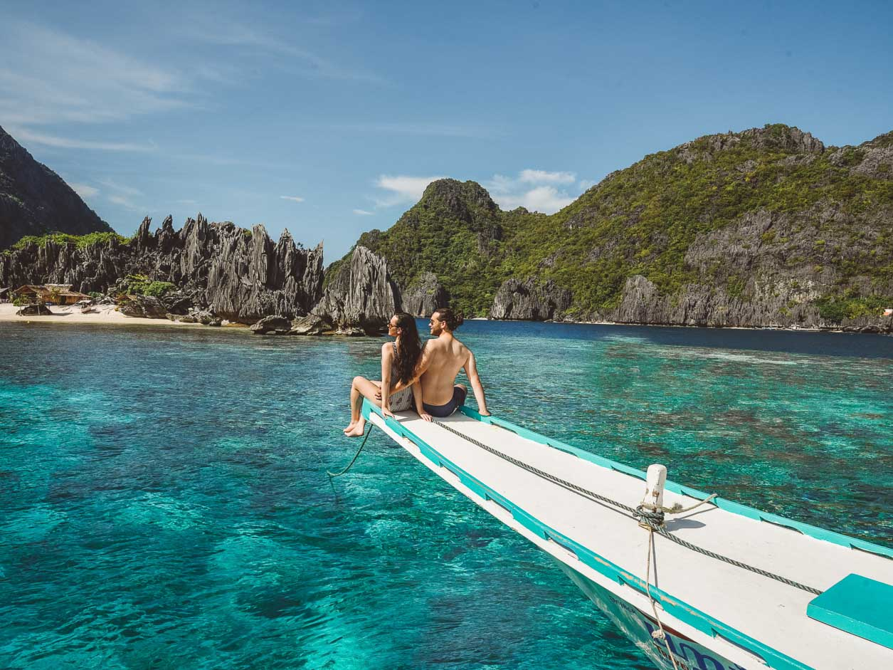 Private Island Hopping Tour for Couples