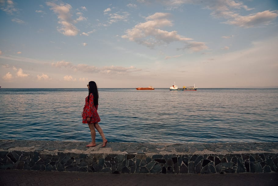 what to do in dumaguete Rizal Boulevard