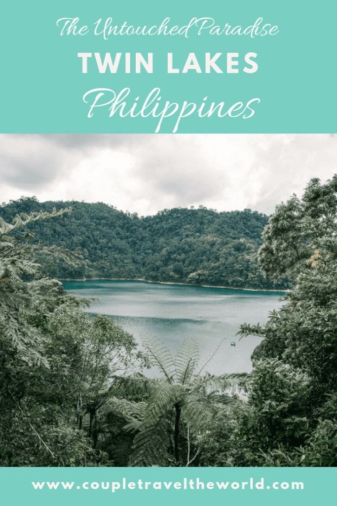 How to get to Twin Lakes Philippines