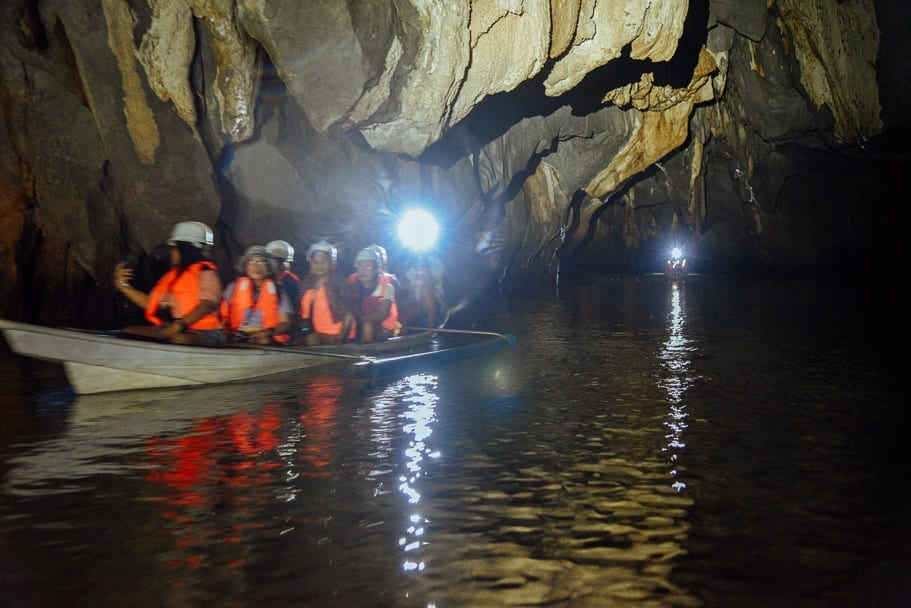 Monkey Underground River Natural Wonder of World