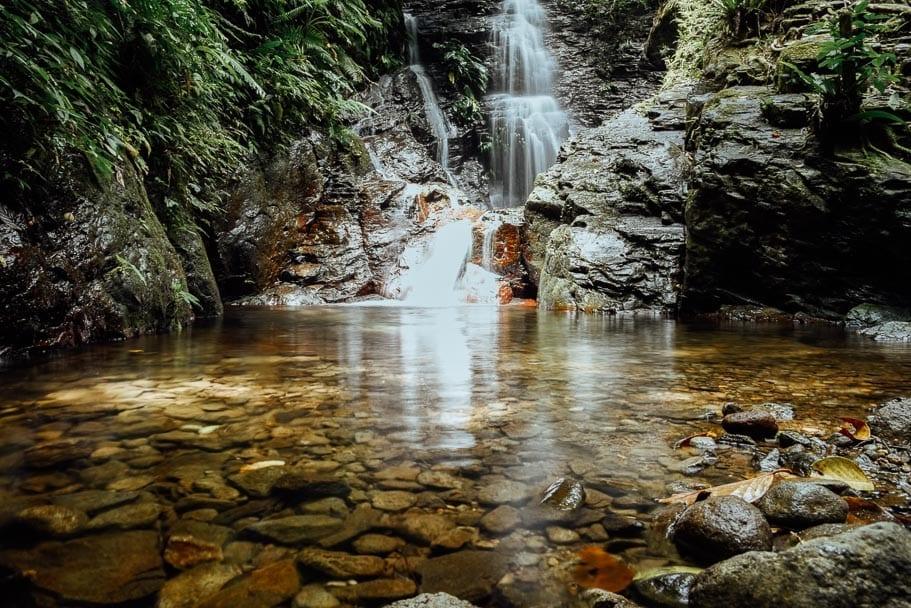Twin Lakes Waterfall