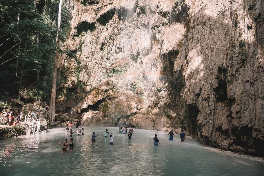 Tumalog Falls Cebu, Best time to visit Tumalog Falls