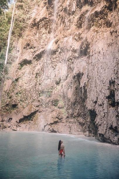 Tumalog Falls Cebu